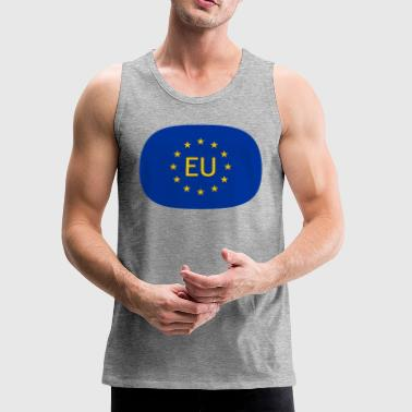 VJocys European Union EU - Men's Premium Tank