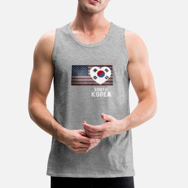 South south korea5 - Men's Premium Tank