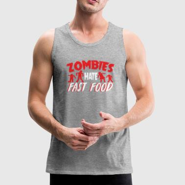 Fast Food - Men's Premium Tank
