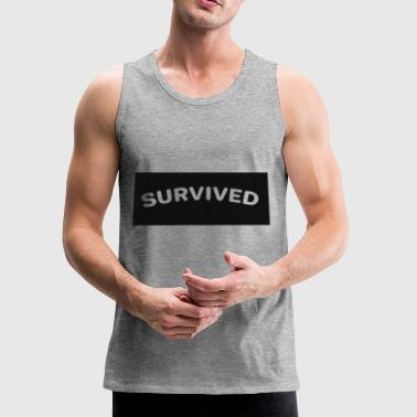 SURVIVED - Men's Premium Tank