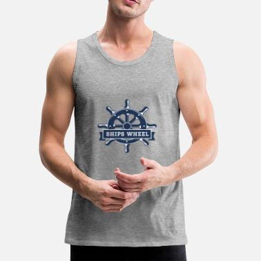 Anchor ### Shipper Shirt ### - Men's Premium Tank