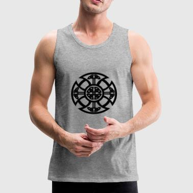 Celtic Symbol - Men's Premium Tank