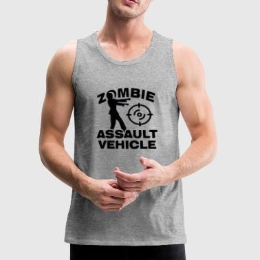 Vehicle Zombie assault vehicle - Men's Premium Tank