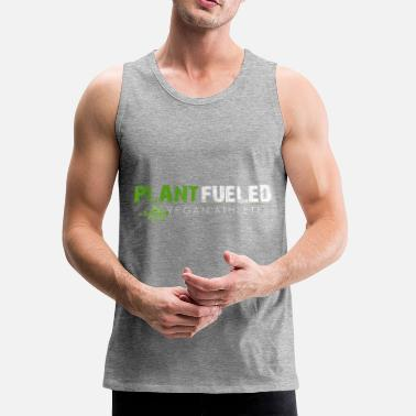 Vegan Plant Fueled Vegan Athlete - Men's Premium Tank