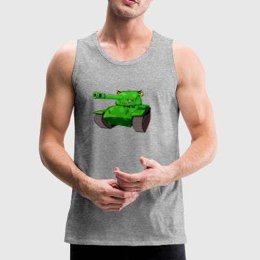 Tanked tank - Men's Premium Tank