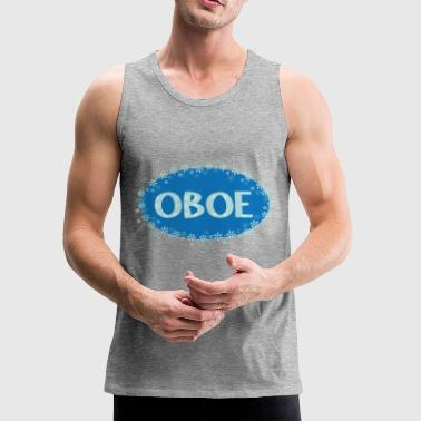 Winter Oboe - Men's Premium Tank