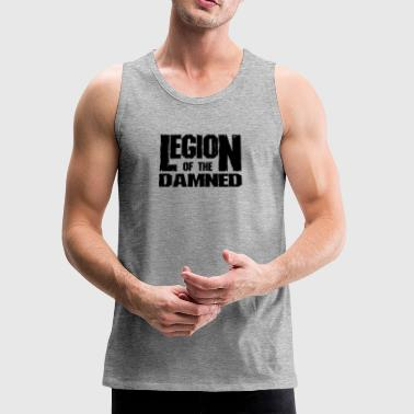 Legion Of The Damned - Men's Premium Tank