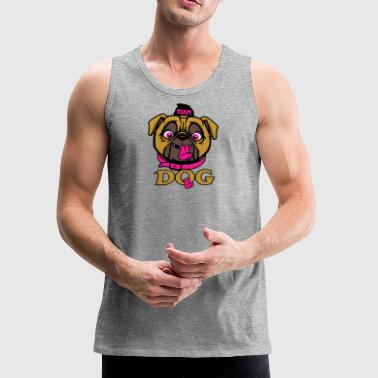 Team Dog - Men's Premium Tank