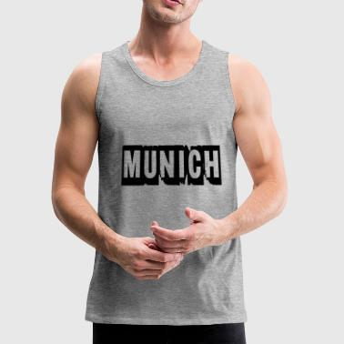munich - Men's Premium Tank