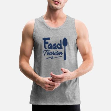 Food Tourism Food Tourism - Men's Premium Tank Top