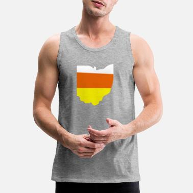 Candy Candy - Men's Premium Tank
