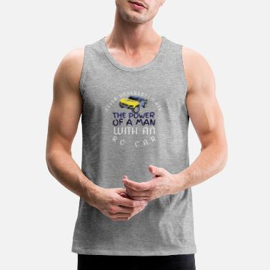 Rc Buggy Rc Truck Car Buggy Rc Time A Man And His Rc Shirt - Men's Premium Tank Top