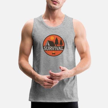 Survival Survival - Men's Premium Tank