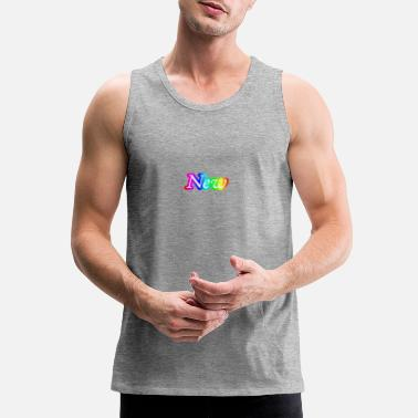 New Age New gift idea new age new year t-shirt - Men's Premium Tank