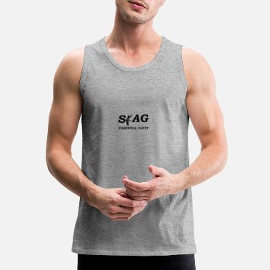 Farewell Party stag farewell party - Men's Premium Tank