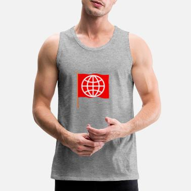 Web web - Men's Premium Tank Top