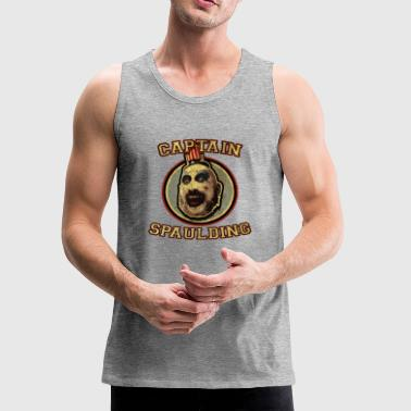 Captain Spaulding Est 1977 T shirt - Men's Premium Tank