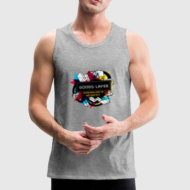 GOODS LAYER - Men's Premium Tank
