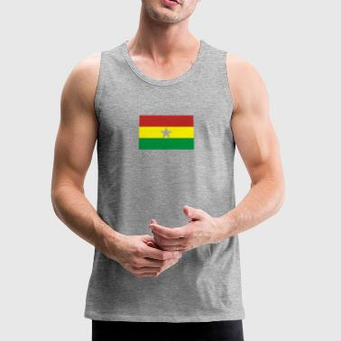 Ghana International Support Your Country Sport - Men's Premium Tank
