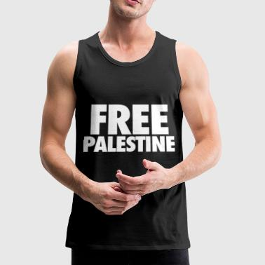 End Free Palestine - Men's Premium Tank