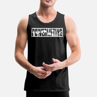 Powerlifting Powerlifting - Men's Premium Tank