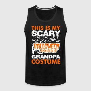 My Scary Halloween Spooktacular Grandpa Costume T by adi111 ...