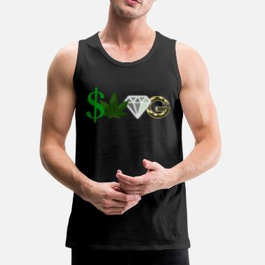 Swagg swagg - Men's Premium Tank Top