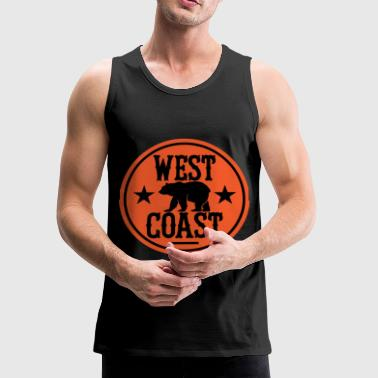 West Coast - Men's Premium Tank