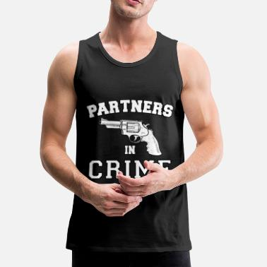 Partner Partners In Crime Right - Men's Premium Tank