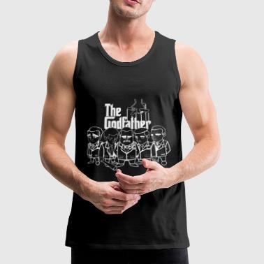 the godfather - Men's Premium Tank