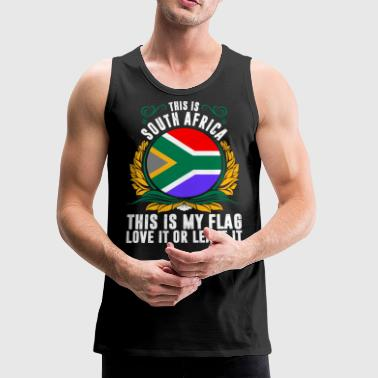 This Is South Africa - Men's Premium Tank