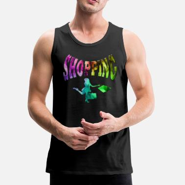 Shops Shopping - Men's Premium Tank