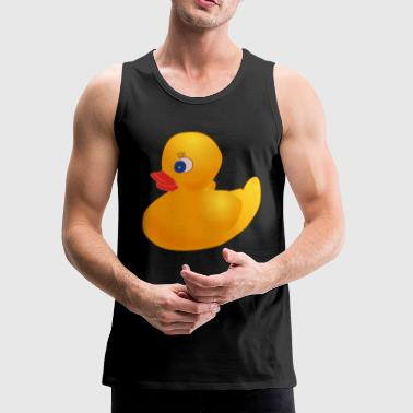 rubber ducky - Men's Premium Tank