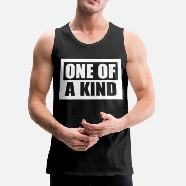 one of a kind - Men's Premium Tank Top