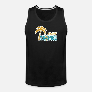 f3777bc94806f Flint Tropics Retro Men s Premium T-Shirt