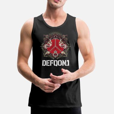 Hardstyle Defqon.1 2017 Victory Forever - Men's Premium Tank