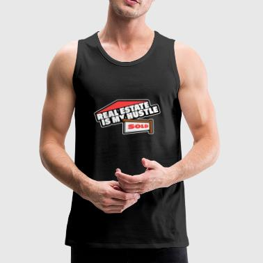 REAL ESTATE - Men's Premium Tank