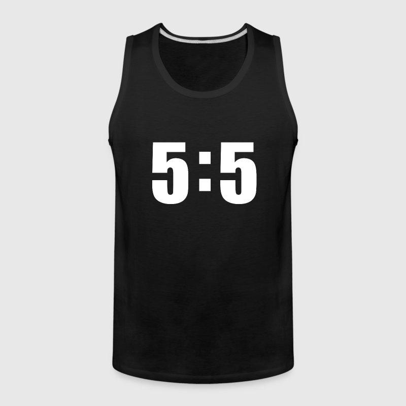5 to 5 Chill To Pull Ratio Design - Men's Premium Tank