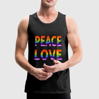 LGBT Gay Pride Parade - Men's Premium Tank