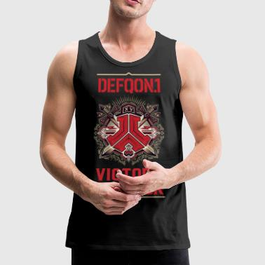 Forever Defqon.1 2017 Victory Forever - Men's Premium Tank