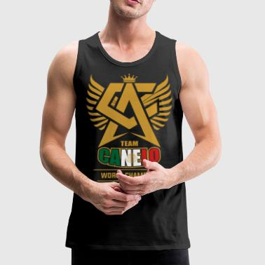 Team canelo world champion - Men's Premium Tank