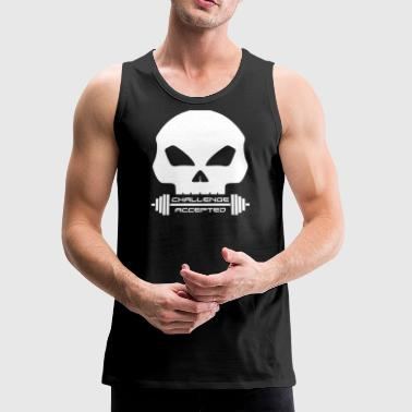 Challenge Accepted Challenge Accepted - Men's Premium Tank