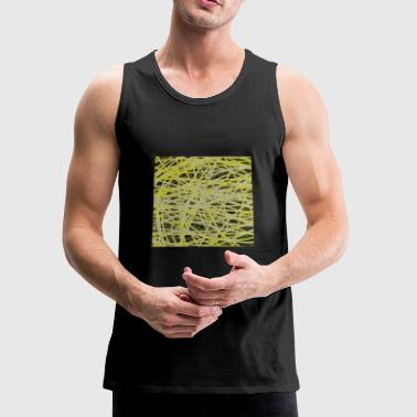 yellow - Men's Premium Tank