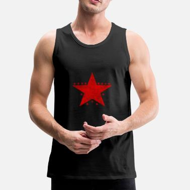 Red Star Red Star - Men's Premium Tank