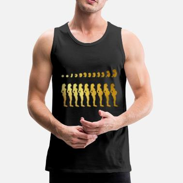 Stage Pregnancy stages - Men's Premium Tank