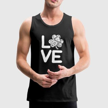Four Leaf Clover Four Leaf Clover - Men's Premium Tank