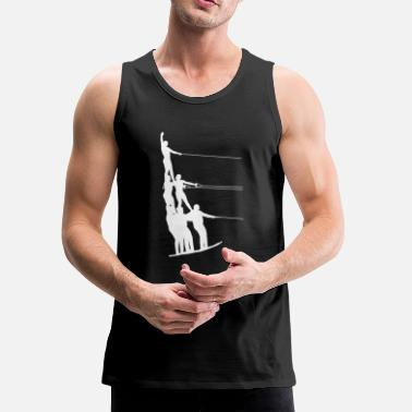 Water Skiing Water Ski Water Sports - Men's Premium Tank