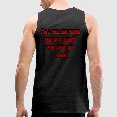 Truth - Men's Premium Tank