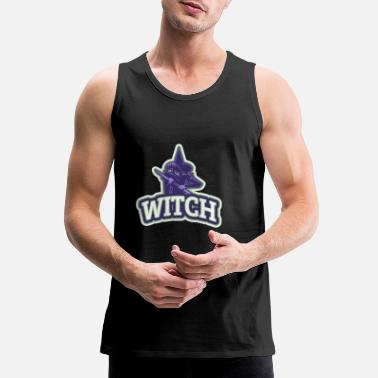 Witch Witch - Men's Premium Tank
