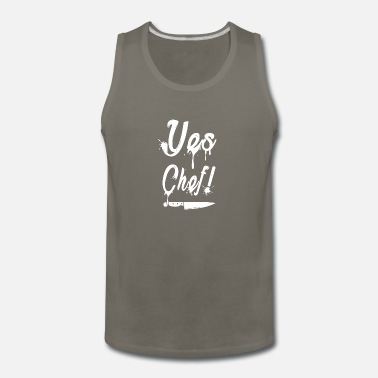 Candy yes chef 2 - Men's Premium Tank Top